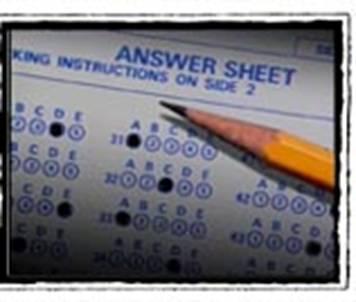 The examination...