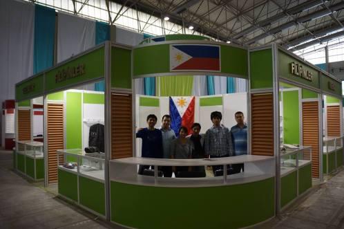 Philippine stand...